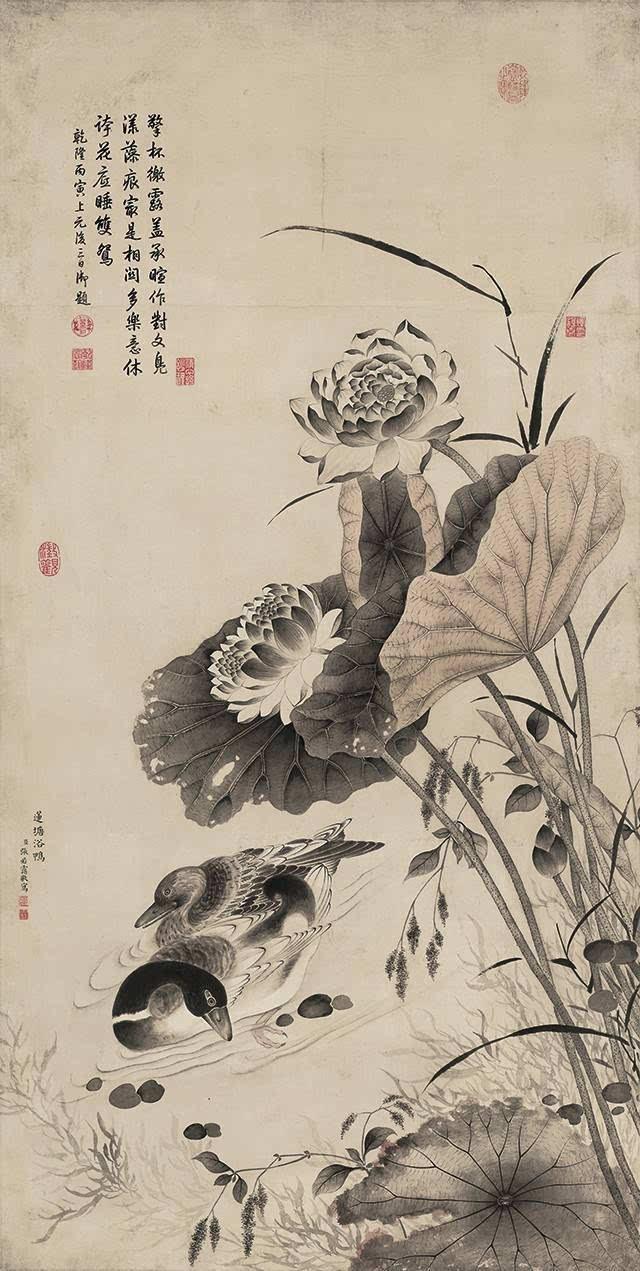 ,美了整个夏天水陆草木之花,可爱者甚蕃 宋王诜 新闻100