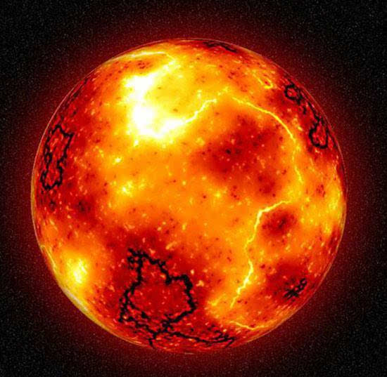 木星是太阳系八大行星中体积最大