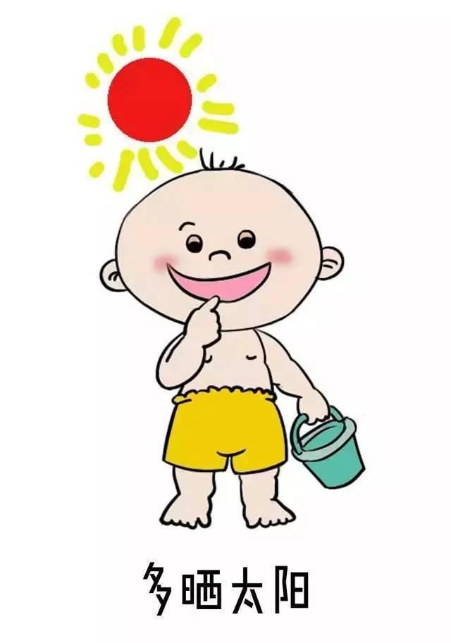 知识  宝宝头发稀少,发黄!怎么办?图片