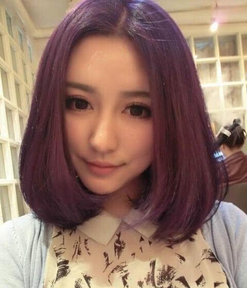 瓜子脸女生适合什么样的发型?
