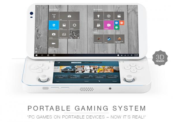 全球首款Windows 10掌机即将登场的照片 - 1