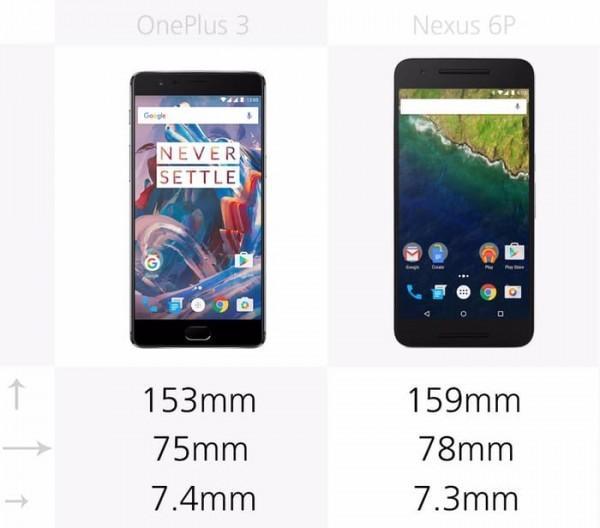 现在买一加3还是过几个月买Nexus 6P?的照片 - 2