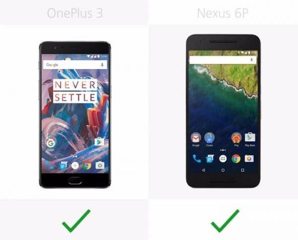 现在买一加3还是过几个月买Nexus 6P?的照片 - 11