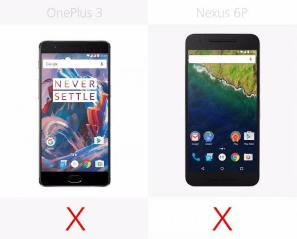 现在买一加3还是过几个月买Nexus 6P?的照片 - 15