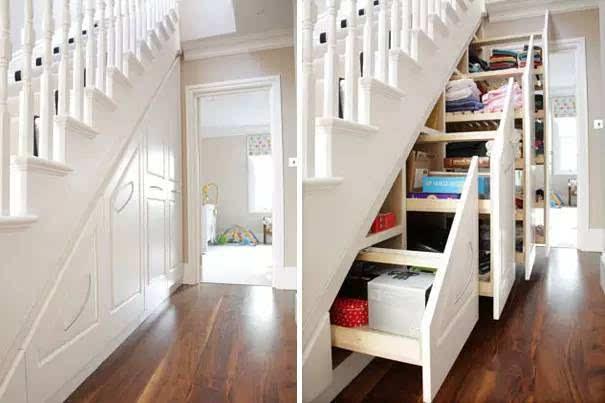 22个创意的阁楼楼梯设计亮瞎双眼!