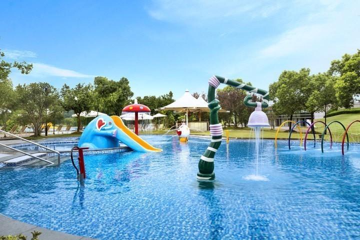 水上乐园设计_热高乐园巴厘岛水世界_鸭鸭水乐园