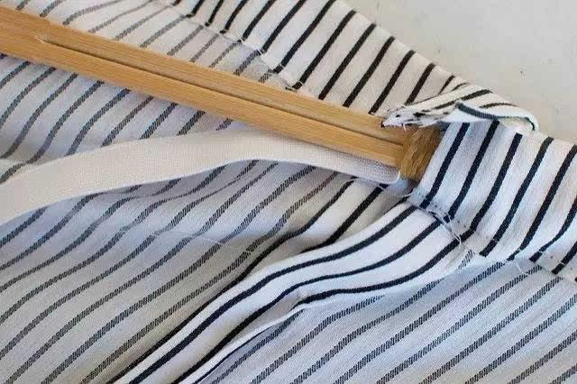 你一定想不到,一件旧衬衫改造一下可以这么潮!