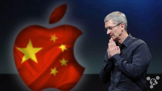 iPhone 在华份额继续下滑 国产机势不可当的照片 - 1