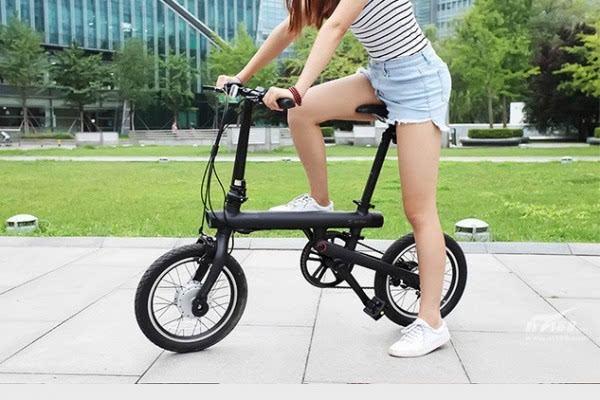 小米自行车体验:年轻人的第一辆车好吗?的照片 - 1