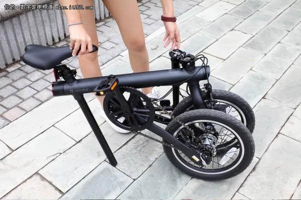 小米自行车体验:年轻人的第一辆车好吗?的照片 - 3