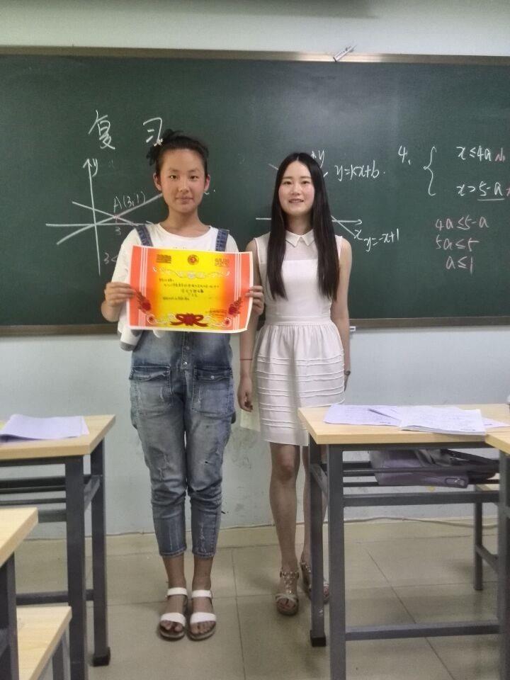 宝鸡蔡家坡校区 暑期公开课开课啦!