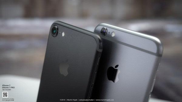深黑色iPhone 7能有多好看?的照片 - 1