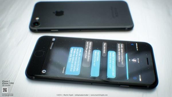 深黑色iPhone 7能有多好看?的照片 - 3