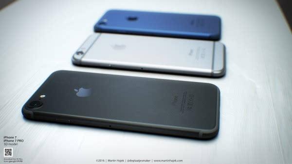 深黑色iPhone 7能有多好看?的照片 - 7