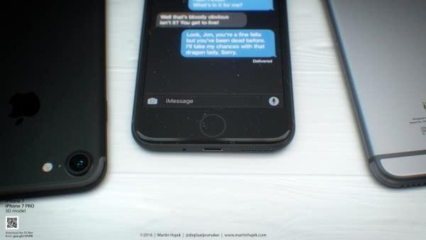 深黑色iPhone 7能有多好看?的照片 - 8