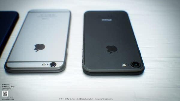 深黑色iPhone 7能有多好看?的照片 - 9