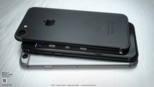 深黑色iPhone 7能有多好看?的照片 - 14