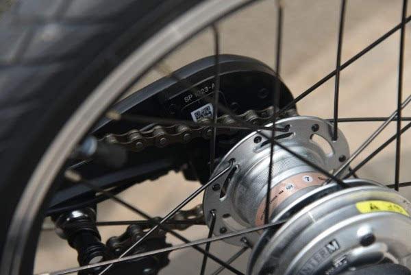 2999元的小米自行车 值得买吗?的照片 - 4