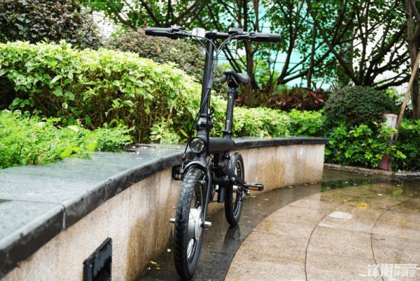 老司机的第一辆电助力车:小米米家电助力自行车图赏的照片 - 2