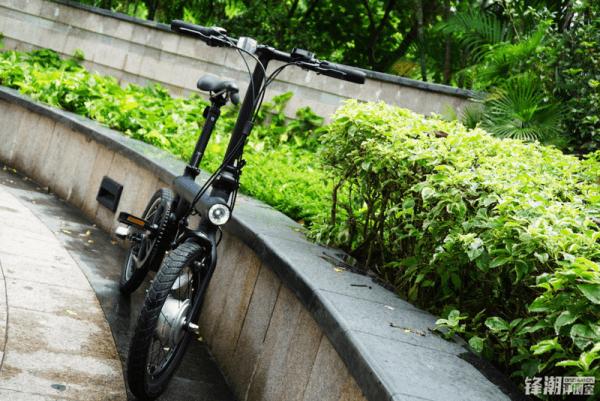 老司机的第一辆电助力车:小米米家电助力自行车图赏的照片 - 3