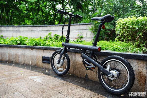 老司机的第一辆电助力车:小米米家电助力自行车图赏的照片 - 4