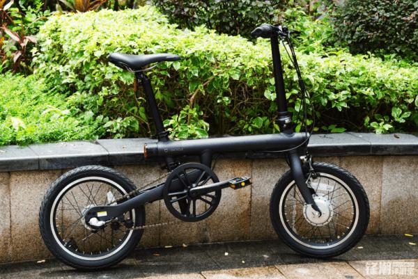 老司机的第一辆电助力车:小米米家电助力自行车图赏的照片 - 5