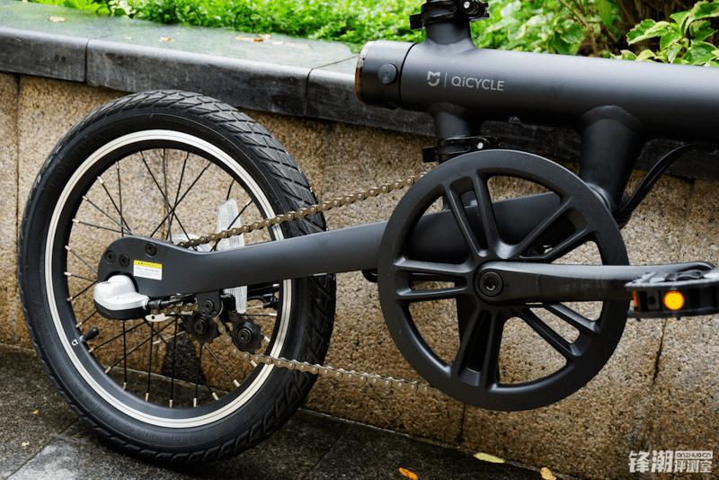 老司机的第一辆电助力车:小米米家电助力自行车图赏的照片 - 27