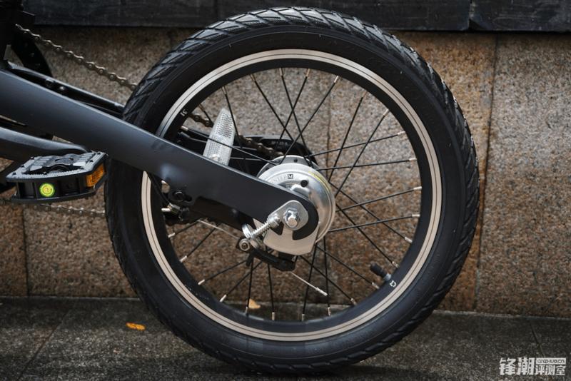 老司机的第一辆电助力车:小米米家电助力自行车图赏的照片 - 28