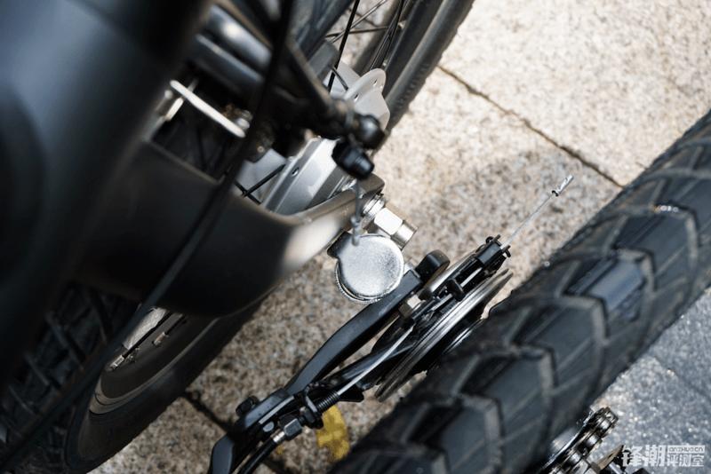 老司机的第一辆电助力车:小米米家电助力自行车图赏的照片 - 33