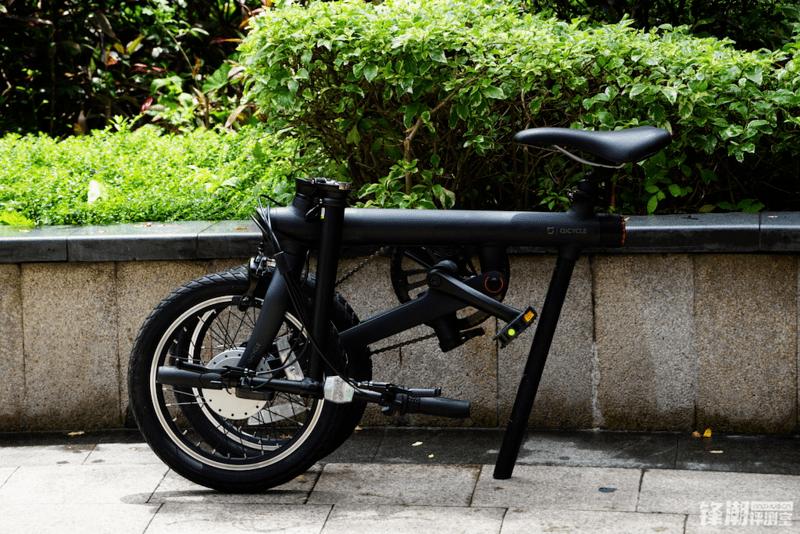 老司机的第一辆电助力车:小米米家电助力自行车图赏的照片 - 35