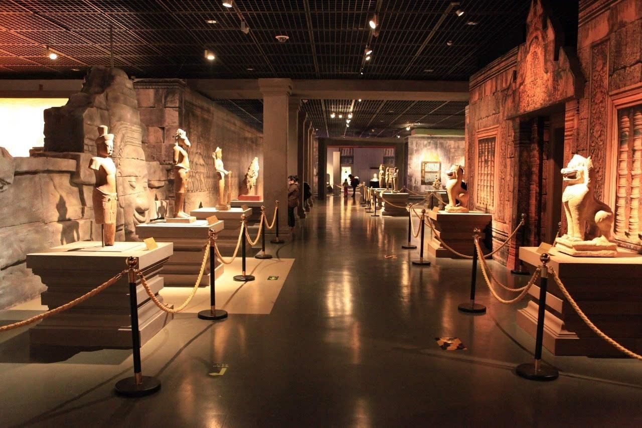 提升用户体验,实行免费进入——博物馆应顺应新时代的发展要求