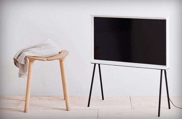 三星Serif TV在美国开卖 售价1499美元的照片 - 1