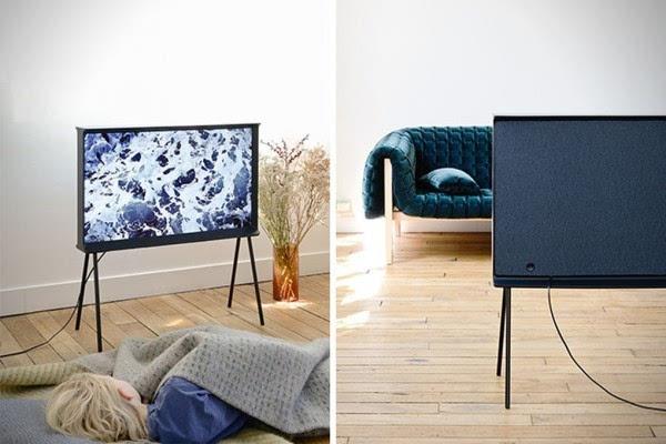三星Serif TV在美国开卖 售价1499美元的照片 - 4