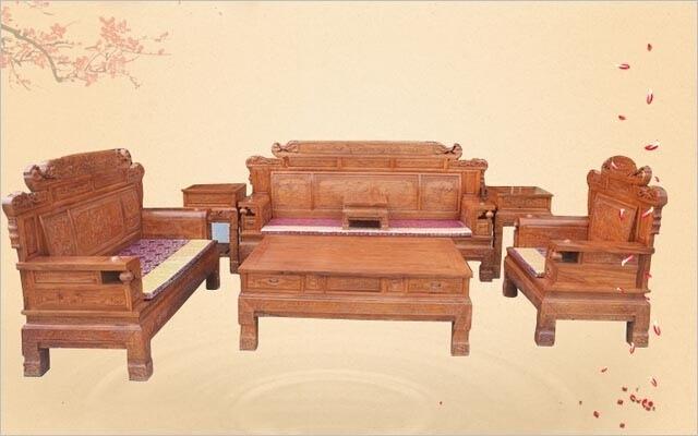 缅甸花梨木家具图片缅甸花梨木家具价格大全