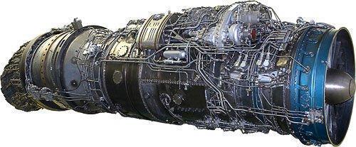 发动机设计寿命为1000小时