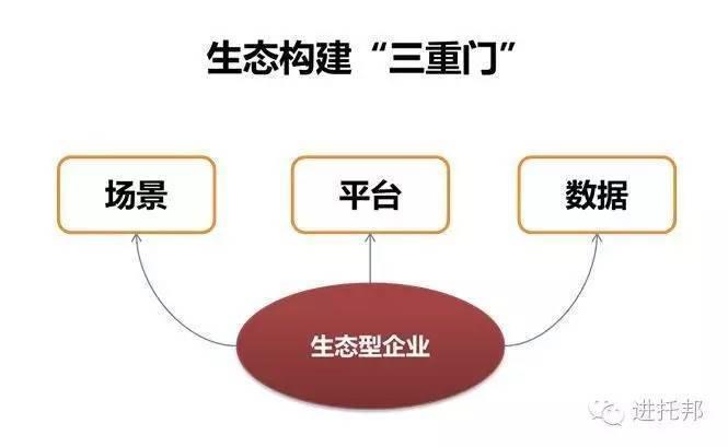 生态密码:产业互联网商业模式进化法则