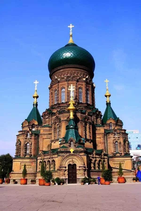 哈尔滨的标志性建筑