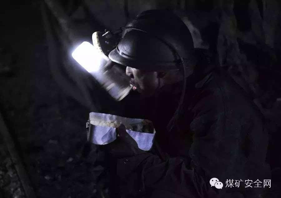 五百万煤矿工人的真实写照 看完落泪 活着太不容易