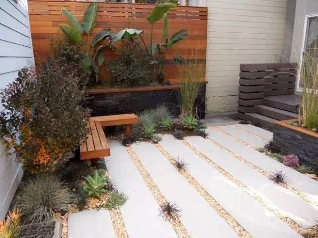 舒爽绝美的露台小花园(200款珍藏版)图片