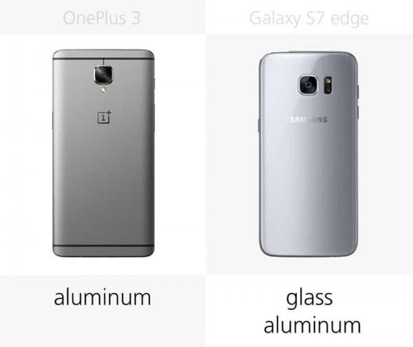 大内存或弧形屏?一加3和Galaxy S7 edge规格对比的照片 - 4