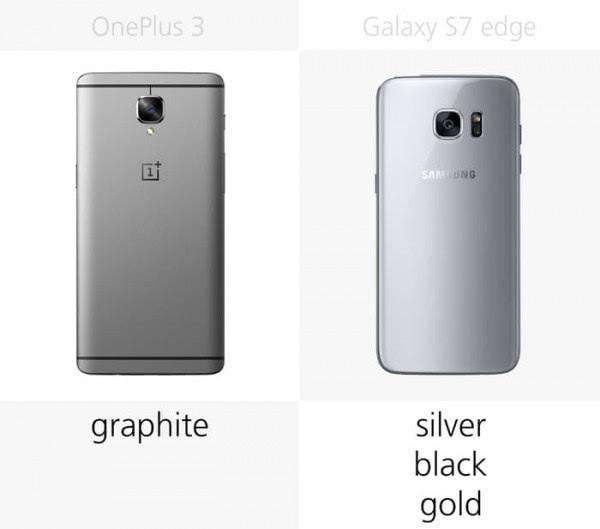 大内存或弧形屏?一加3和Galaxy S7 edge规格对比的照片 - 5