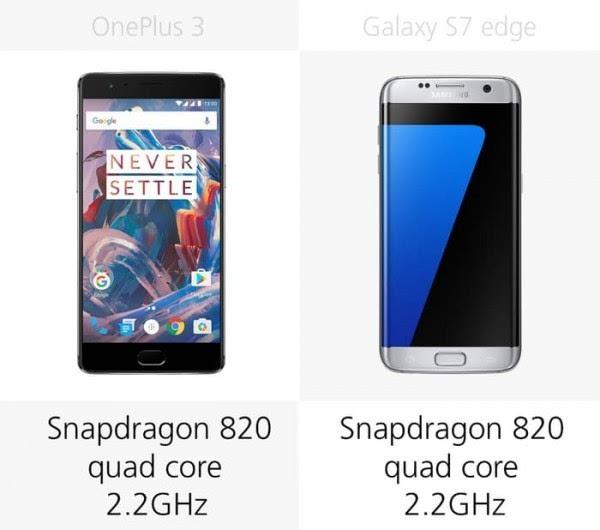 大内存或弧形屏?一加3和Galaxy S7 edge规格对比的照片 - 19