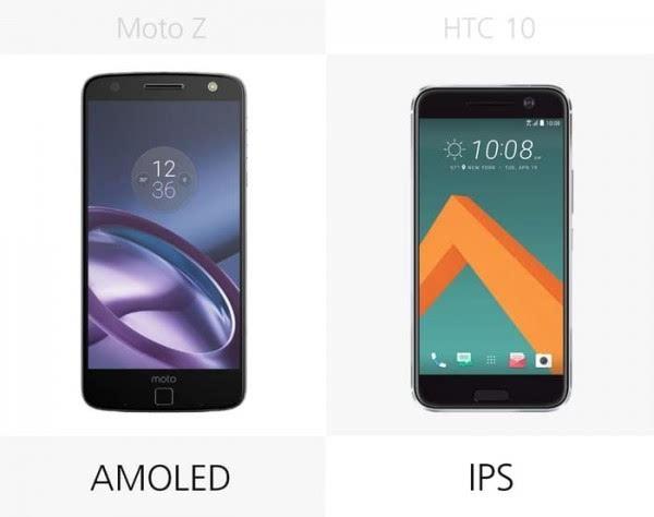 Moto Z和HTC 10规格参数对比的照片 - 9