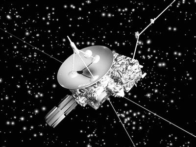 探测器,它利用木星的磁场,引力场及天然出现的电磁波来研究这颗巨大气