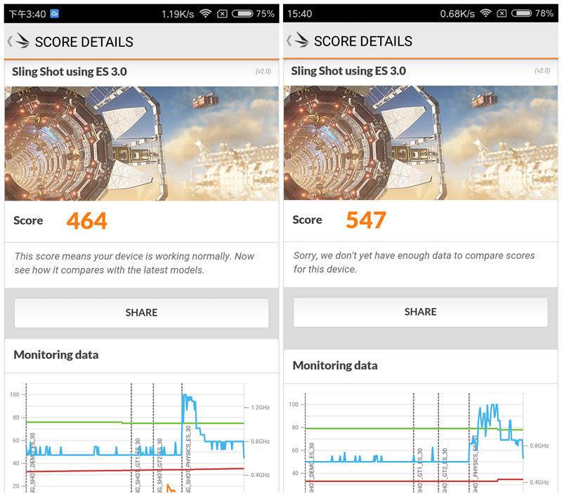 加量不加价:红米手机3S性能评测的照片 - 16