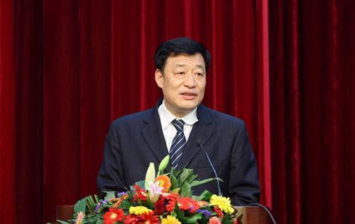 江西省委副书记刘奇担任省政府党组书记
