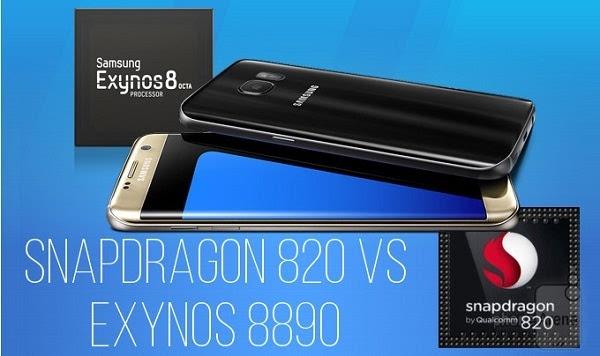 Galaxy S7电池续航测试:Exynos 8890平台表现优于骁龙820的照片 - 1