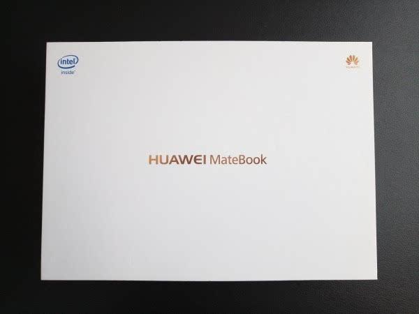 商务办公便捷之选:华为MateBook初上手体验的照片 - 2