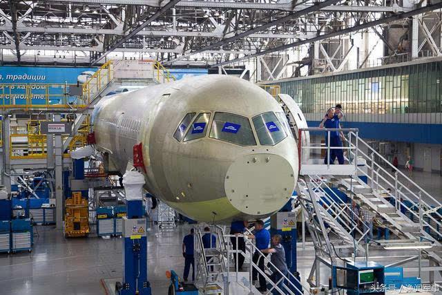 俄罗斯一个飞机厂顶中国沈飞商飞俩:既造大飞机