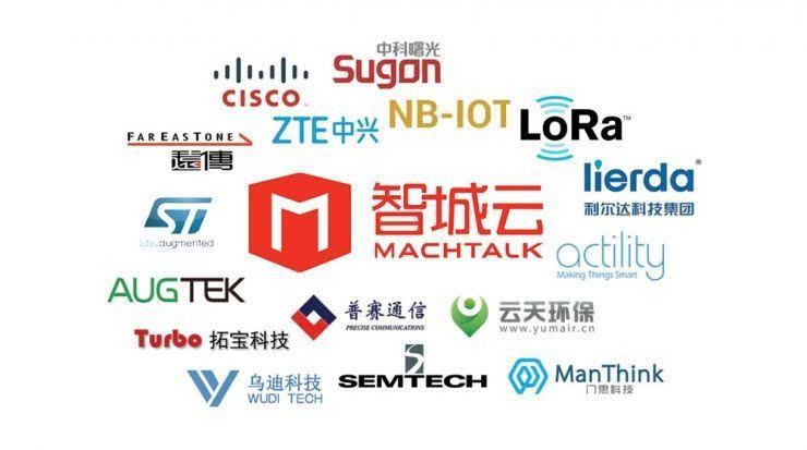 智城云:进军LPWAN智慧城市物联网市场